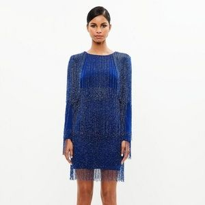 Missguided Peace+Love High Quality Beaded Dress